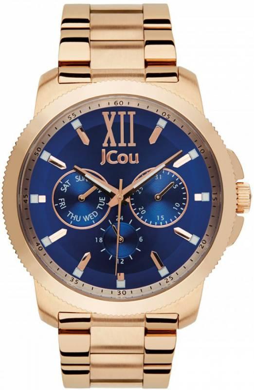 Ρολόι JCou Blue sea bracelet JU14487JSR-03M JU14487JSR-03M Ατσάλι