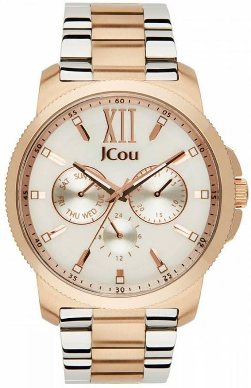 Ρολόι JCou Blue sea bracelet JU14487JSTR-28M JU14487JSTR-28M Ατσάλι ρολόγια jcou