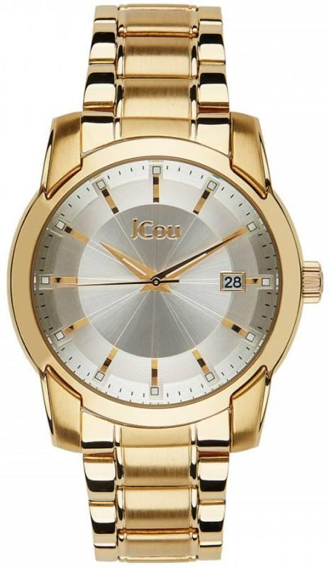 Γυναικείο ρολόι Jcou Sunlight Gold Bracelet JU14488JSG-04 JU14488JSG-04