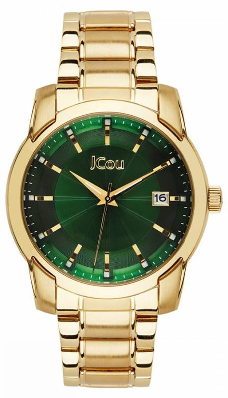 Jcou Sunlight Green JU14488JSG-19M JU14488JSG-19M ρολόγια jcou
