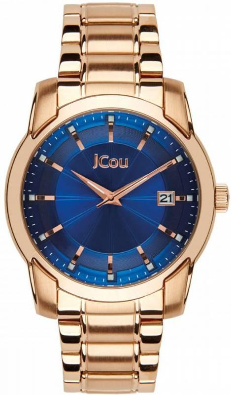 Γυναικείο ρολόι Jcou Sunlight Rose Gold Bracelet JU14488JSR-03M JU14488JSR-03M
