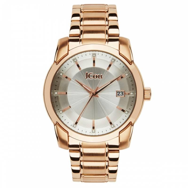 Ρολόι Jcou Sunlight Rose gold Bracelet JU14488JSR-04M JU14488JSR-04M Ατσάλι ρολόγια jcou