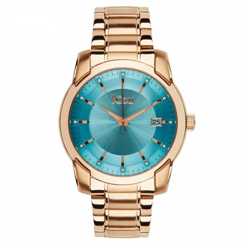 Ρολόι χειρός Jcou Sunlight Rose Gold Bracelet JU14488JSR-08M JU14488JSR-08M Ατσάλι