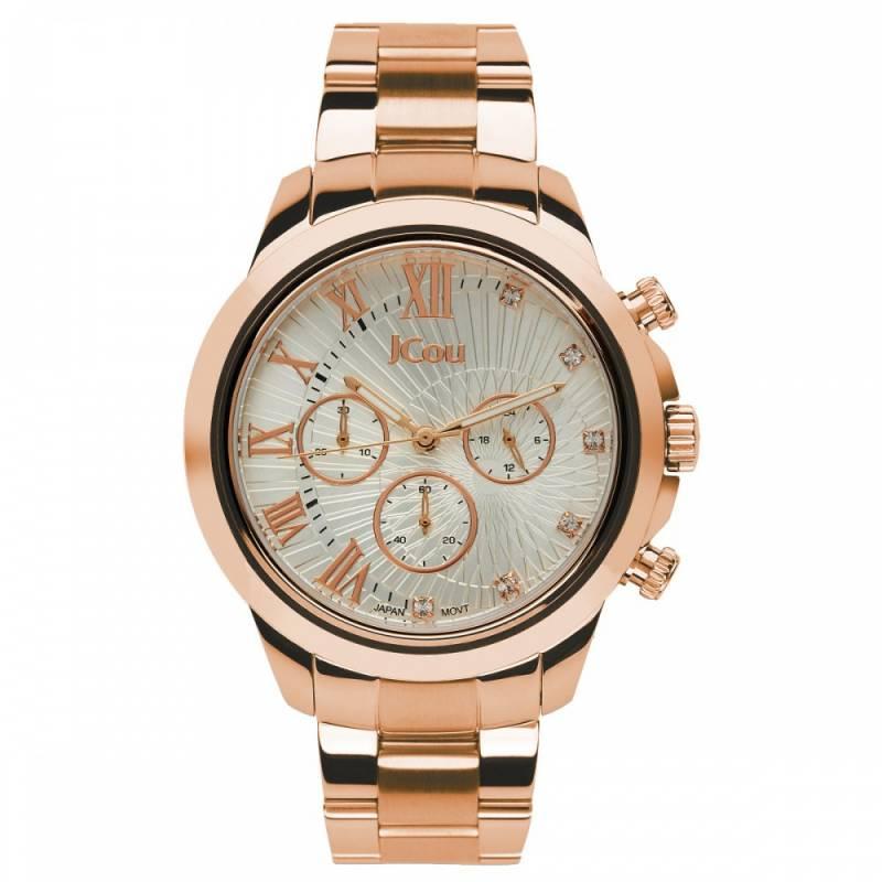 Γυναικείο ρολόι Jcou South Coast Bracelet JU15041-9 JU15041-9 Ατσάλι