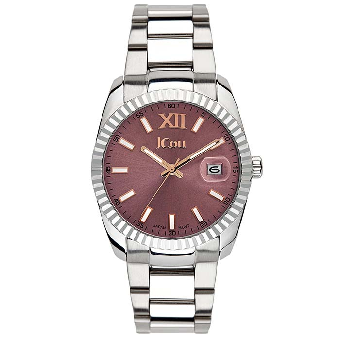 Ρολόι γυναικείο JCou Queen Bracelet JU15086-0 JU15086-0