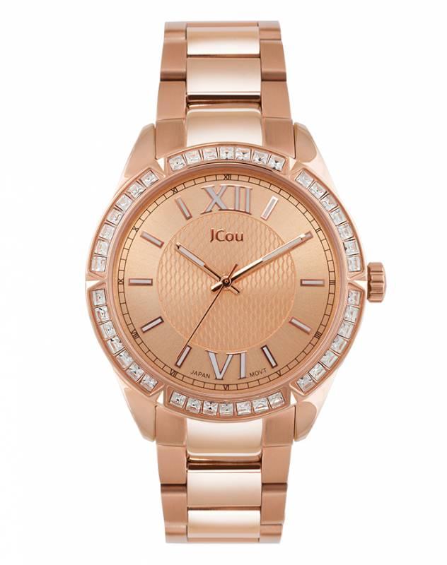Ρολόι χειρός Jcou Bracelet Star JU16018-2 JU16018-2