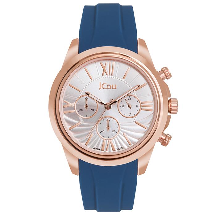 Ρολόι Jcou Southcoast II Blue JU16059-2 JU16059-2 Ατσάλι