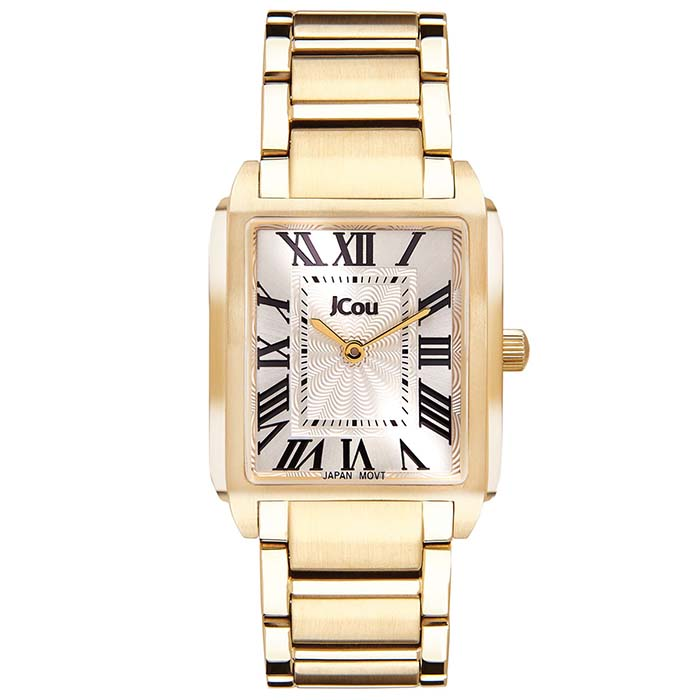 Γυναικείο ρολόι Jcou Bell Epoque Gold JU17020-3 JU17020-3