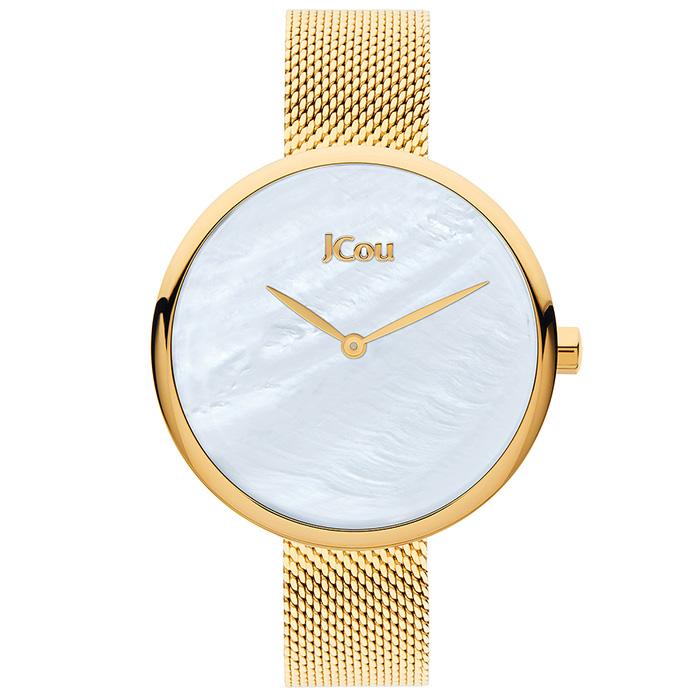 Γυναικείο ρολόι JCOU Luna Gold Bracelet ju17115-2 ju17115-2 Ατσάλι