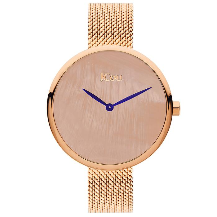 Γυναικείο ρολόι JCOU Luna Rose Gold Bracelet ju17115-5 ju17115-5 Ατσάλι